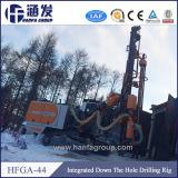 Mines de charbon Hfga-44 Perçage de trous de forage rotatif engin de forage de surface
