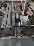 Sac de découpage de point de deux couches faisant des ordures de roulement de machine