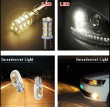 Indicatori luminosi dell'automobile LED del chip 18SMD di bianco 5050