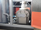 compressori rotativi di marca britannica 110kw con la doppia estremità dell'aria della fase