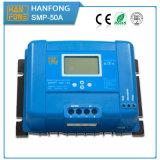 MPPT Solarladung-Controller-Selbstbatterie-Spannungs-Anerkennungs-guter Preis (SMP--50)
