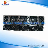 Isuzu 4jb1/4jb1t 8-94453525-2 4le1/4le2 8-97195251-6를 위한 예비 품목 실린더 해드
