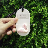 Oval Hanging céramique Aroma Air Freshener (AM-73)
