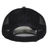 Kundenspezifischer gewaschener aufgetragener Baumwolle gestickter Fernlastfahrer-Hut