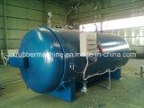Vulcanización de neumáticos de caucho Autoclave Vasos de presión