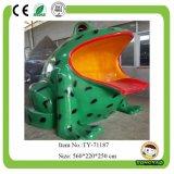Самые лучшие игрушки брызга модели крокодила стеклоткани на лето (TY-71175)