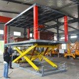 3.5t 3m hydraulisches Auto-Aufzug-Höhenruder verwendet für Landhaus