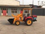 Piccolo caricatore della rotella del trattore agricolo