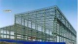 Edifícios com estrutura de aço High-Strength Construções prefabricadas