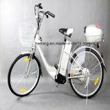 セリウムEn15194の女性の26インチの電気バイク