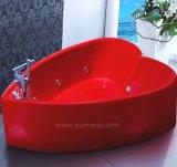 Comfortabele Eenvoudige Draagbare Acryl Gemeenschappelijke Badkuipen (SR9C1011)