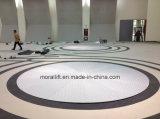 Carro de rotação de 360 graus para exibição da mesa giratória