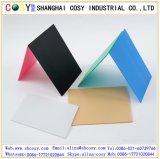 Feuille en plastique de polycarbonate pour le modèle de station et d'art
