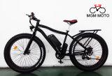 Grosser Leistung-fetter Gummireifen-Schnee-elektrisches Fahrrad