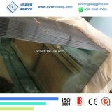 5mm 3/16 Niedriges-e freies niedriges Eisen abgehärtetes Sicherheits-ausgeglichenes Glas für Glastür