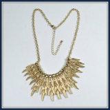 De nieuwe Juwelen van de Manier van de Halsband van de Leeswijzer van de Draad van het Staal van het Ontwerp van het Punt
