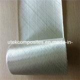Высокопрочная +-45 Multiaxial ткань стеклоткани 800GSM
