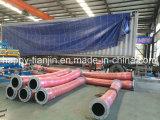 Segmento flexível de papelão ondulado ou liso a mangueira de sucção de água para a Bomba