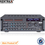 50W 2X8 Band EQ Sound System Amplificador de potência de áudio doméstico