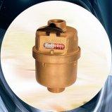 Compteur volumétrique Pioton rotatif de l'eau