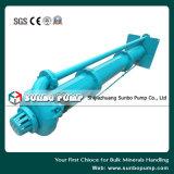 중국제 수직 화학 폐기물 처리 원심 펌프