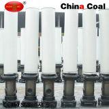 中断単一のサポートの支柱の油圧支柱