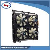 Qn28h1210: 디젤 엔진을%s 물 알루미늄 방열기
