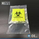 Bolsa del espécimen de Biohazard de la marca de fábrica de Ht-0731 Hiprove