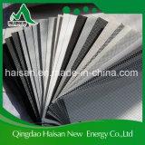 4.5 Color Fastness 0.55mm Épaisseur Tissus d'ombre solaire pour rideaux pour le salon