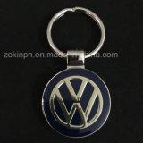 Logotipo Keychain do tipo do carro de metal da liga do zinco dos presentes do carro