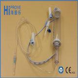 100ml/150ml de beschikbare Reeksen van de Infusie van het Type van Buret voor Pediatrisch