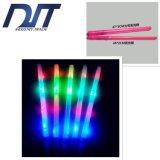 크리스마스 무지개 LED 큰 크기 다채로운 방광 장치 빛 지팡이