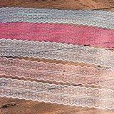 Mehr Farben-auserlesene Nicht-Elastische Spitze für Kleid-Zubehör
