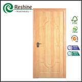Литые меламина Покрытие бумаги деревянные двери салона
