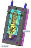 Molde de alumínio de fundição de moldes para lâmpada de Rua Sombra 01: )