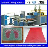 PVC 차 지면 매트 또는 양탄자 또는 패드 플라스틱 압출기 선