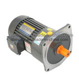 0.75kw schacht Dia. motor van het Reductiemiddel van het Toestel van 28mm de Kleine AC Aangepaste