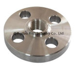 カスタム部品または機械装置部分の機械装置Part/CNCを機械で造る機械化のフランジ機械化シャフト機械で造るか、または造られたフランジの炭素鋼