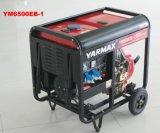 Тип генератор 3/5/6/6.5kVA одиночного цилиндра открытый серии eb-я тепловозный