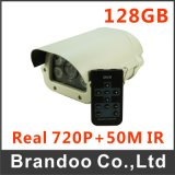 CCTV를 위한 50m IR 128GB Waterproof SD Camera