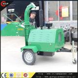 sfibratore di legno diesel 40HP con potere di auto
