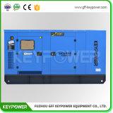 gruppo elettrogeno diesel di 150kVA Perkins con il serbatoio di combustibile di capacità elevata per uso delle Telecomunicazioni