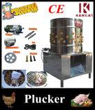Plumeuse de volaille automatique électrique d'acier inoxydable à vendre Kp-50