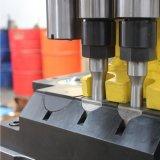 CNC Tpprd104 hydraulische lochende und bohrenkombinierte Maschine