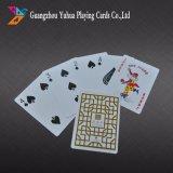 Equisite Custom Design tarjeta que juega plástica