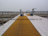 Fire Resistant FRP/GRP Grating, Molded Grating, Pultruded ridge engineer