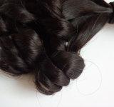 Les extensions 100% malaisiennes de bonne qualité de cheveux humains de Vierge de Fumi de type neuf embrouillent librement le rejet librement