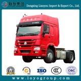 Sinotruk HOWO 371HP 4X2 트럭 트랙터