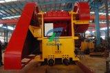 De Maalmachine van de kaak met het Hydraulische Systeem van de Aanpassing van de Lossing Openings