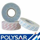 Temperatura alta de doble cara cinta para la lámina de aluminio